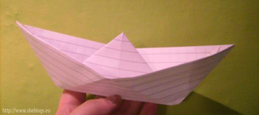 Τα γνωστά μας άγνωστα Οριγκάμι - Αν πω στους γονείς μου τη λέξη οριγκάμι θα με κοιτάξουν παράξενα. Κι όμως αυτοί μου μάθανε να φτιάχνω τα πρώτα μου οριγκάμι.