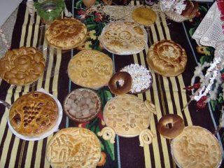 Το βουλγάρικο ψωμί των Χριστουγέννων