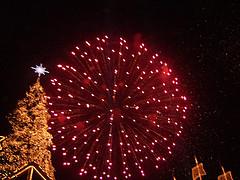 Άναψε το Χριστουγεννιάτικο δέντρο της Θεσσαλονίκης για το 2008 - Η Θεσσαλονίκη ήταν η πρώτη πόλη που άναψε φέτος το Χριστουγεννιάτικο δέντρο της, ας δούμε μερικές φωτογραφίες από την γιορτή των Αγγέλων