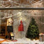Χριστουγεννιάτικες βιτρίνες από το εμπορικό κέντρο Rockefeller