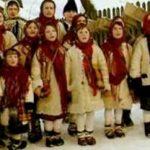 Χριστουγεννιάτικα κάλαντα από τη Ρουμανία