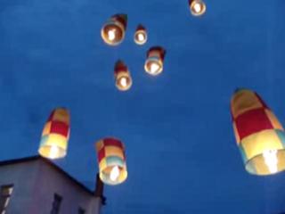 Πάσχα: Τα αερόστατα στο Λεωνίδιο