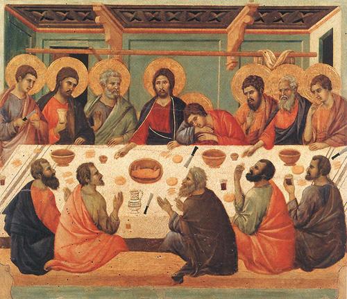 Πάσχα: Μεγάλη Πέμπτη - Μεγάλη Πέμπτη σήμερα και στην Ορθόδοξη εκκλησία μνημονεύεται ο Μυστικός Δείπνος του Ιησού με τους μαθητές του και η προδοσία του από τον Ιούδα.