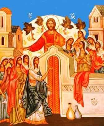 Πάσχα: Μεγάλη Τρίτη - Η Μεγάλη Εβδομάδα προχωρά και σήμερα έχουμε ήδη Μεγάλη Τρίτη όπου κυριαρχεί το τροπάριο της Κασσιανής στην Ορθόδοξη Εκκλησία
