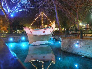 Χριστούγεννα στην Ονειρούπολη της Δράμας