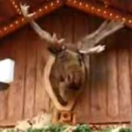 Ο τάρανδος που τραγουδάει για τα Χριστούγεννα