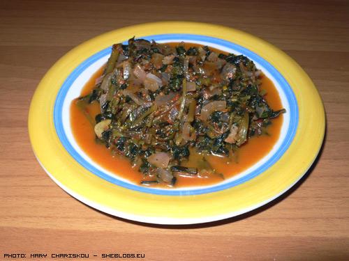 Γλυστρίδες στην κατσαρόλα - Εύκολο φαγητό που γίνεται πολύ γρήγορα και είναι ύπερ-σούπερ υγιεινό και ελαφρύ με ελάχιστες θερμίδες αλλά πολλές βιταμίνες
