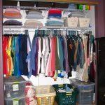 Οργανώστε τη ντουλάπα σας για το χειμώνα