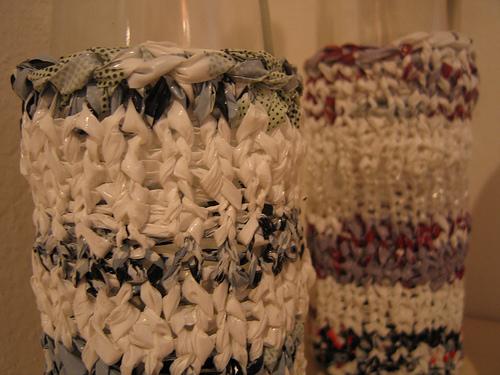 Θα γίνω... χαλάκι! - Οι πλαστικές σακούλες φτιάχνουν ένα χρησιμότατο σακουλονήμα για να πλέξετε χαλιά και όχι μόνο!