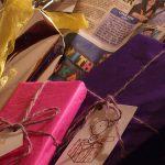 Χριστουγεννιάτικες συσκευασίες δώρων που θα φτιάξετε εσείς