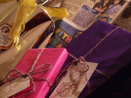 Χριστουγεννιάτικες συσκευασίες δώρων που θα φτιάξετε εσείς - Συσκευάστε τα χριστουγεννιάτικα δώρα σας σε ασυνήθιστες συσκευασίες που θα φτιάξετε εσείς!