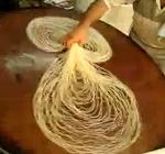 Πως φτιάχνουν το φύλλο κανταίφι