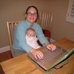 Μητέρες και εργασία από το σπίτι