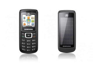 Ηλιακά κινητά τηλέφωνα