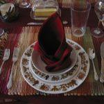 Εντυπωσιακά διπλώματα πετσέτας για το εορταστικό τραπέζι
