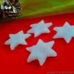 Αστεράκια ζάχαρης για τα χριστουγεννιάτικα γλυκά σας