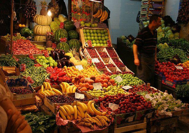 Βιολογικές λαικές αγορές Αθήνας
