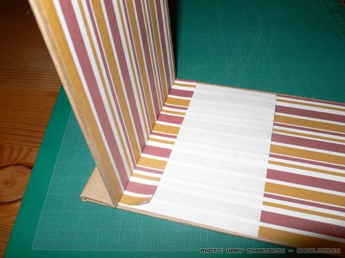 Μαθήματα βιβλιοδεσίας: Φτιάξτε σημειωματάρια (μέρος 2) - Το δεύτερο μέρος του βοηθήματος βιβλιοδεσίας σημειωματαρίου. Φωτογραφίες βήμα – βήμα για να τα καταφέρετε εύκολα