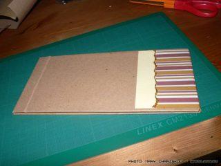 Μαθήματα βιβλιοδεσίας: Φτιάξτε σημειωματάρια (μέρος 3)