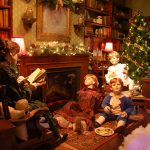 Χριστουγεννιάτικες βιτρίνες βγαλμένες από παραμύθι