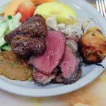Κρέας ελαφρώς ή μέτρια ψημένο;  Όχι ευχαριστώ