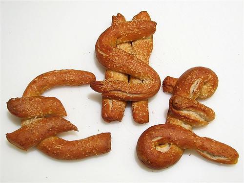 Πρέτσελ σε ασυνήθιστα σχήματα - Τα γερμανικά πρέτσελ λογικά τα γνωρίζετε και μπορείτε να ξεχωρίσετε το σχήμα τους. Πάμε να τα δούμε σε περίεργα σχήματα τώρα για να εμπνευστείτε!