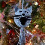 Στολίδια για το χριστουγεννιάτικο δέντρο με βελονάκι!