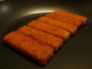 Fish sticks… χωρίς τηγάνι!