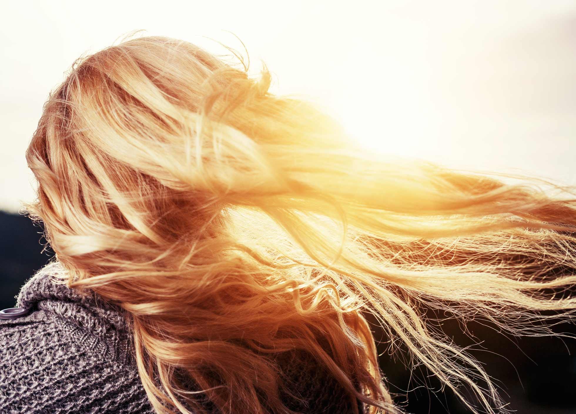 Άνοιξε το χρώμα των μαλλιών σου χωρίς βαφές