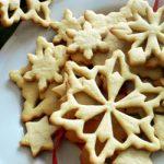 Συνταγή για Χριστουγεννιάτικα Μπισκότα