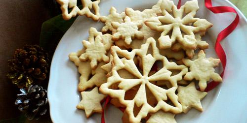 Συνταγή για Χριστουγεννιάτικα Μπισκότα - Πιάσε το αλεύρι, το βούτυρο και τη ζάχαρη!!! θα φτιάξουμε πανέμορφα μπισκότα αυτά τα Χριστούγεννα να γεμίσει το σπίτι μυρωδιές