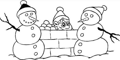 Χριστουγεννιάτικες σελίδες ζωγραφικής για παιδιά - Σε όλα τα παιδάκια αρέσει να χρωματίζουν έτοιμες ζωγραφιές, οπότε πάμε να κατεβάσουμε μερικές χριστουγεννιάτικες εικόνες για να ασχολούνται