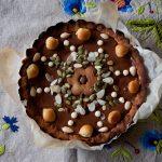 Mazurek – Πασχαλινή Πολωνική σοκολατόπιτα