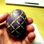 Πασχαλινά αυγά – δοκιμάζοντας την Ουκρανική τεχνική