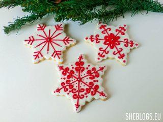 Τέλεια Χριστουγεννιάτικα κουλουράκια