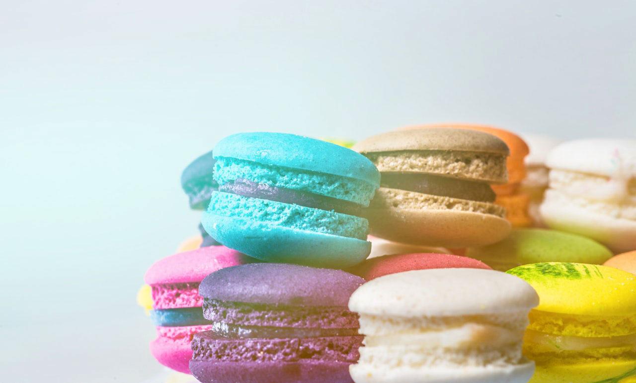 Χρώματα ζαχαροπλαστικής