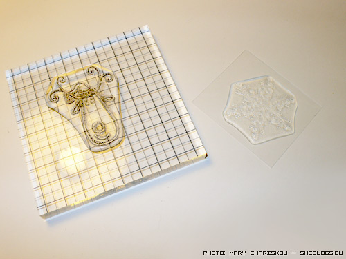 Clear Stamps, embossing powders, punches και λοιπά - Δεν υπάρχει άνθρωπος που ασχολείται με crafts που να μη λατρεύει να μαθαίνει και να αποκτά νέα υλικά και εργαλεία. Ας δούμε μερικά υλικά που πήρα τελευταία