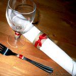 Διακοσμήστε το χριστουγεννιάτικο τραπέζι σας