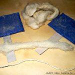 Φτιάχνουμε αυτοσχέδια λανάρια για λανάρισμα μαλλιού