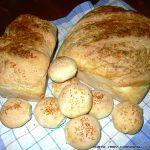 Σπιτικό ζυμωτό ψωμί – βήμα βήμα και για άσχετους