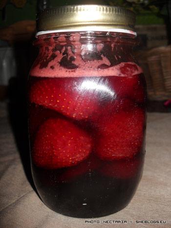 glyko fraoyla 3 Γλυκό του κουταλιού Φράουλα