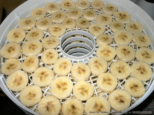 Αποξηραίνω μπανάνες - Οι αποξηραμένες μπανάνες είναι οι πιο φυσικές καραμέλες που μπορείς να φτιάξεις. Και δε περιέχουν τίποτα άλλο πέρα από φρούτο!