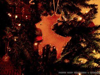 Φτιάξτε χριστουγεννιάτικα στολίδια από χοντρό χαρτόνι