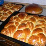 Συνταγή Γίγας για τσουρέκια και βασιλόπιτα