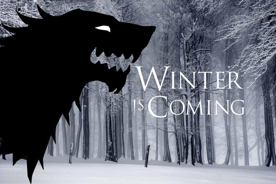 Winter is coming - Καθαρίζουμε τις αποθήκες τροφίμων μας