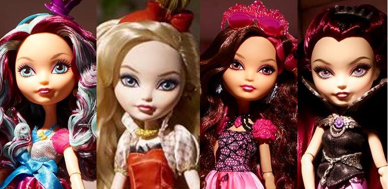 Ever After High, νέες κούκλες από τη Mattel, γονείς ετοιμαστείτε - Νέα παιδική σειρά ξεφούρνισε η Mattel, νέες υπέροχες κούκλες θα μας περιμένουν στα ράφια των παιχνιδάδικων σύντομα απέναντι από τις Monster High