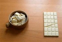 Μια οφθαλμαπάτη για... ατελείωτη σοκολάτα - Αυτό είναι το όνειρο του κάθε σοκολατομανιακού, η σοκολάτα που δε τελειώνει ποτέ!