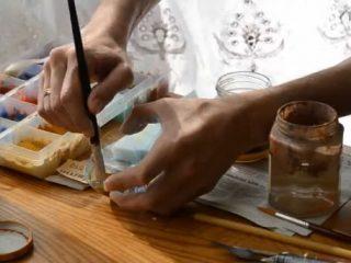 Φτιάξε παλέτες ζωγραφικής μιας χρήσης