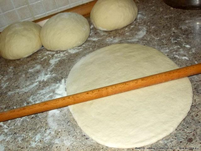 lagana1 Συνταγή σπιτικής λαγάνας