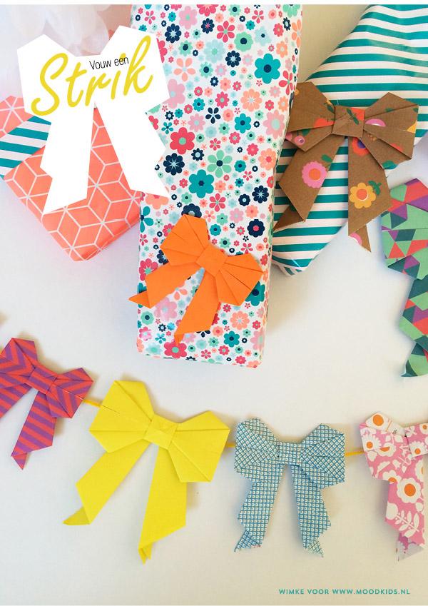 Φτιάξε Origami φιόγκους για να διακοσμήσεις τα πακέτα των δώρων σου - Ένας σούπερ ντούπερ τέλειος χάρτινος φιόγκος που θα σας φανεί χρήσιμος σε διάφορες περιπτώσεις.  Μάθετε να τον φτιάχνετε!